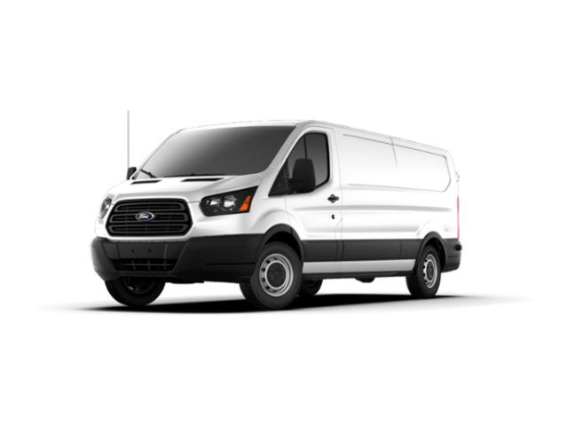 2018 Ford Transit-350 w/60/40 Pass-Side Cargo Doors Van Low Roof Cargo Van